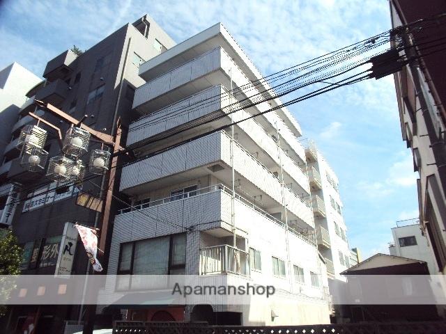 埼玉県蕨市、戸田駅徒歩26分の築28年 6階建の賃貸マンション