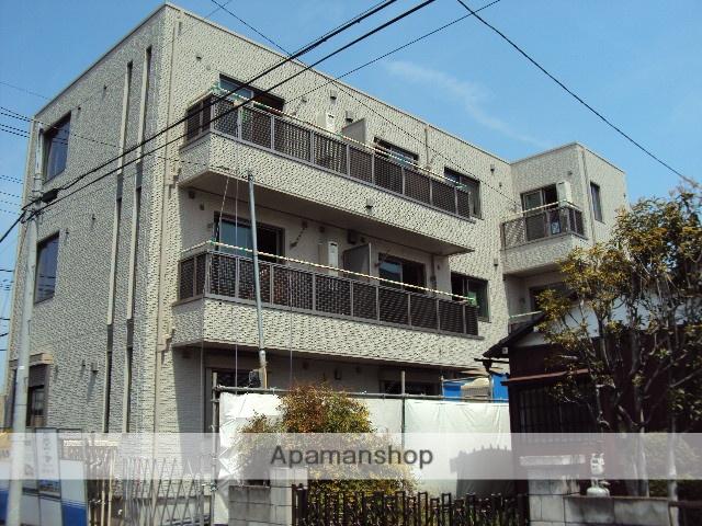 埼玉県川口市、蕨駅徒歩21分の築6年 3階建の賃貸マンション