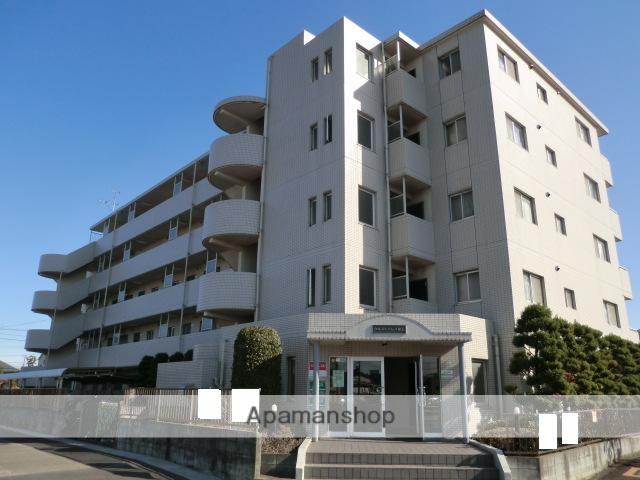 埼玉県蕨市、北戸田駅徒歩8分の築23年 5階建の賃貸マンション
