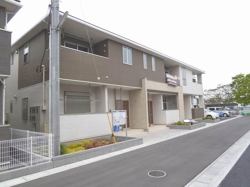埼玉県川口市、南浦和駅徒歩28分の築5年 2階建の賃貸アパート