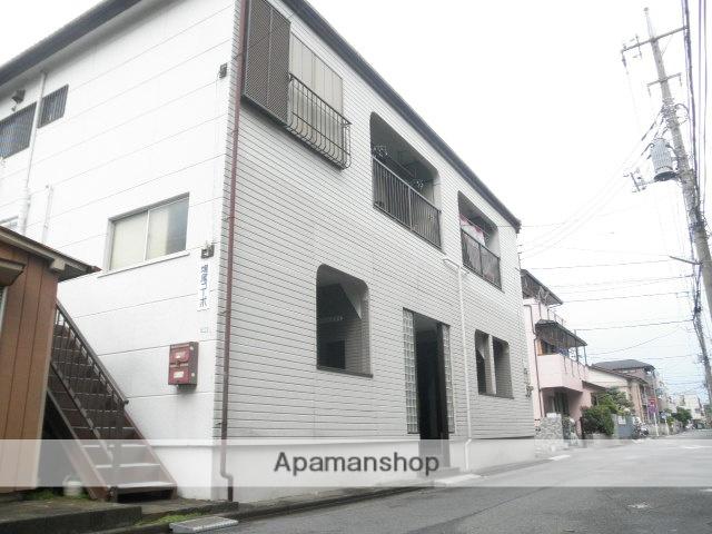 埼玉県蕨市、戸田公園駅徒歩29分の築32年 2階建の賃貸アパート