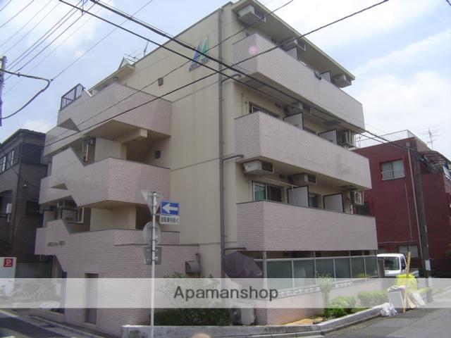 埼玉県川口市、蕨駅徒歩15分の築27年 4階建の賃貸マンション