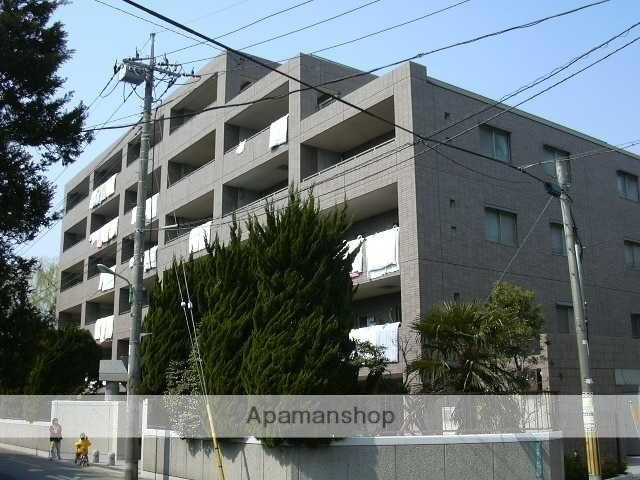 埼玉県川口市、南浦和駅徒歩24分の築15年 6階建の賃貸マンション