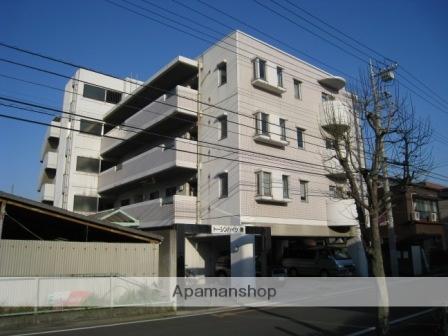 埼玉県蕨市、南浦和駅徒歩23分の築27年 5階建の賃貸マンション