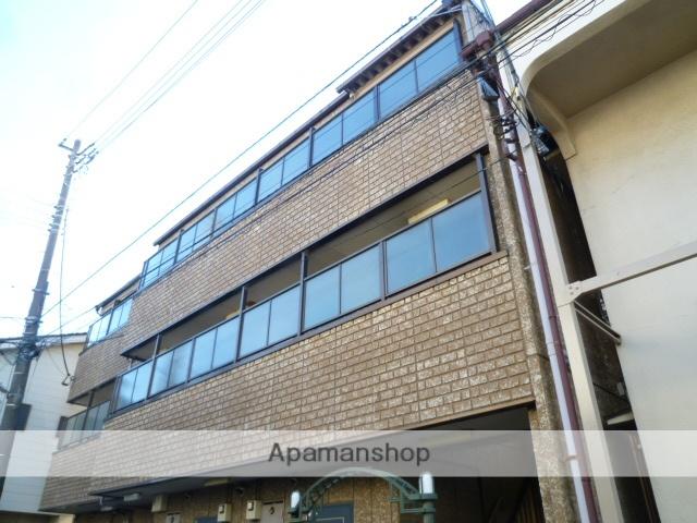 埼玉県蕨市、戸田公園駅徒歩25分の築29年 3階建の賃貸マンション