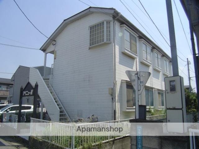 埼玉県川口市、南浦和駅徒歩32分の築30年 2階建の賃貸アパート