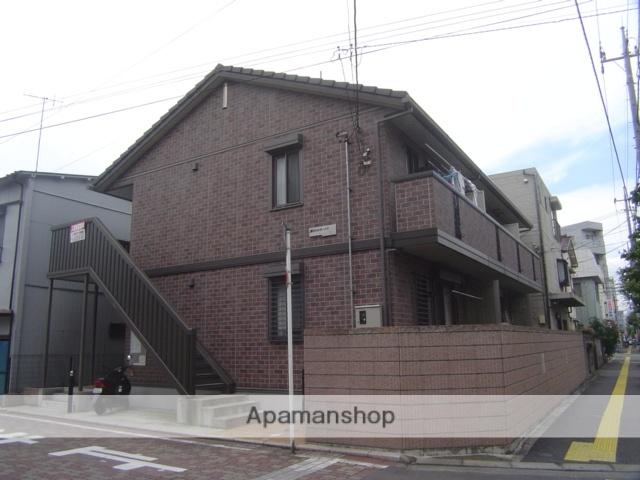 埼玉県蕨市、戸田公園駅徒歩34分の築11年 2階建の賃貸アパート