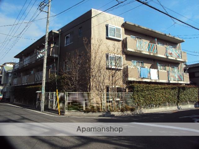 埼玉県蕨市、戸田公園駅徒歩18分の築17年 3階建の賃貸マンション