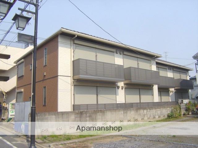 埼玉県川口市、蕨駅徒歩15分の築11年 2階建の賃貸アパート