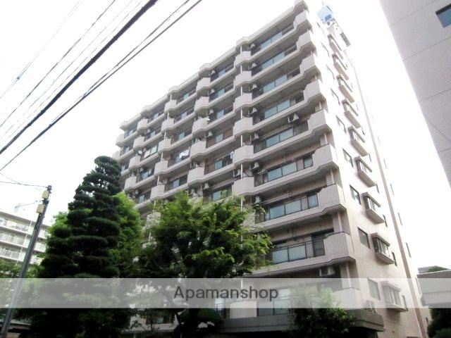 埼玉県戸田市、戸田公園駅徒歩20分の築29年 10階建の賃貸マンション