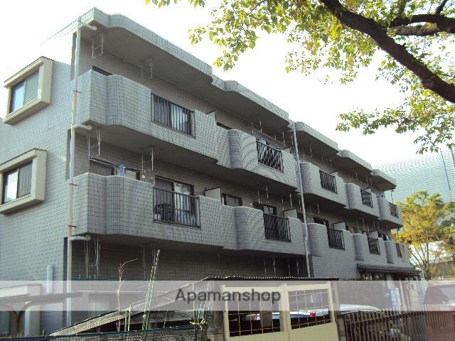 埼玉県川口市、南浦和駅徒歩25分の築23年 3階建の賃貸マンション