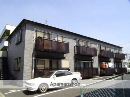 埼玉県川口市、南浦和駅徒歩22分の築20年 2階建の賃貸アパート