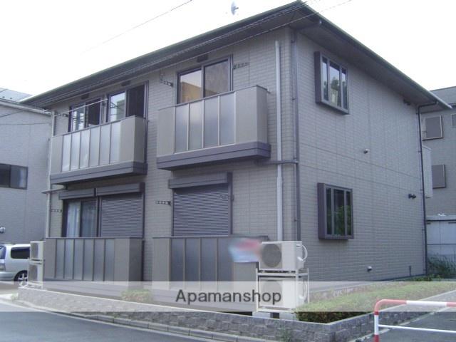 埼玉県蕨市、北戸田駅徒歩8分の築13年 2階建の賃貸アパート