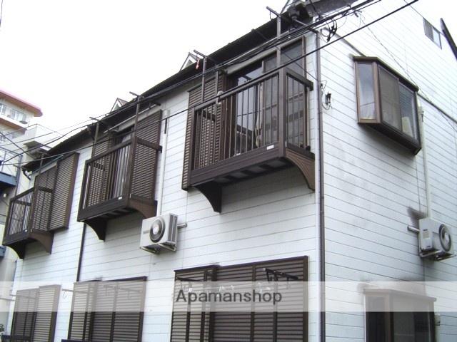 埼玉県蕨市、蕨駅徒歩5分の築27年 2階建の賃貸アパート