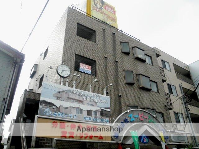 埼玉県川口市、蕨駅徒歩6分の築29年 4階建の賃貸マンション