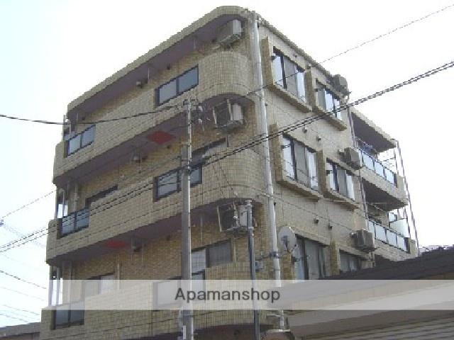 埼玉県川口市、蕨駅徒歩15分の築28年 5階建の賃貸マンション