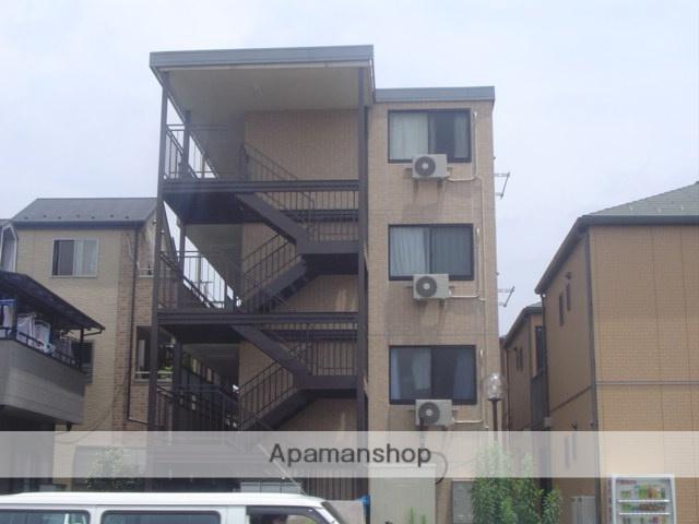 埼玉県蕨市、戸田駅徒歩16分の築9年 4階建の賃貸マンション