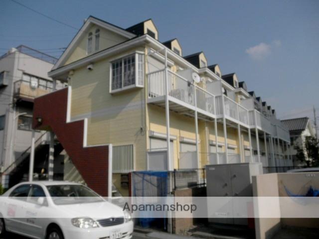 埼玉県蕨市、蕨駅徒歩18分の築27年 2階建の賃貸アパート