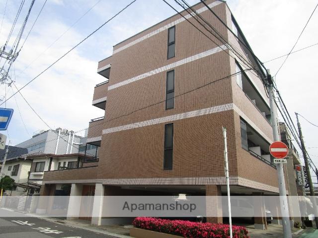埼玉県さいたま市大宮区、大宮駅徒歩9分の築28年 4階建の賃貸マンション