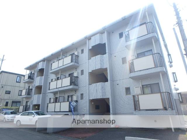 埼玉県さいたま市北区、日進駅徒歩15分の築27年 3階建の賃貸マンション