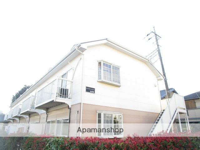 埼玉県さいたま市西区、指扇駅徒歩4分の築23年 2階建の賃貸アパート