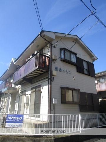 埼玉県さいたま市西区、西大宮駅徒歩21分の築22年 2階建の賃貸アパート
