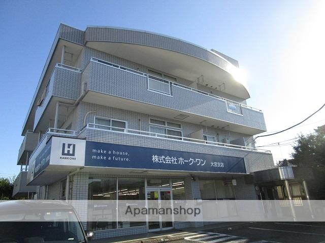埼玉県さいたま市大宮区、北与野駅徒歩22分の築18年 3階建の賃貸マンション
