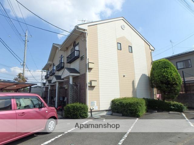 埼玉県さいたま市見沼区、東大宮駅徒歩25分の築17年 2階建の賃貸タウンハウス