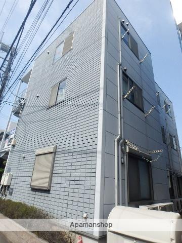 埼玉県さいたま市大宮区、さいたま新都心駅徒歩35分の築11年 3階建の賃貸アパート