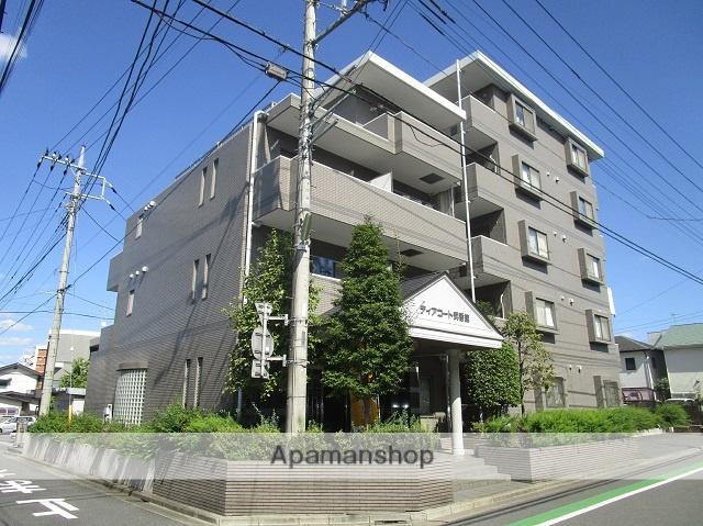 埼玉県さいたま市大宮区、さいたま新都心駅徒歩25分の築19年 5階建の賃貸マンション