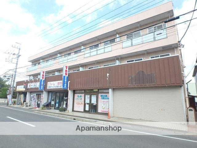 埼玉県さいたま市見沼区、七里駅徒歩5分の築29年 3階建の賃貸マンション