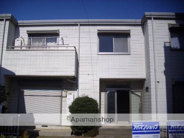 埼玉県さいたま市北区、日進駅徒歩12分の築25年 2階建の賃貸アパート