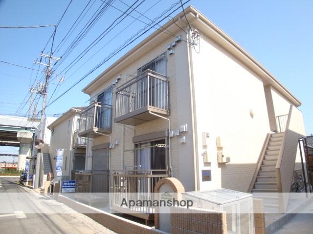 埼玉県さいたま市北区、大宮駅徒歩28分の築9年 2階建の賃貸アパート