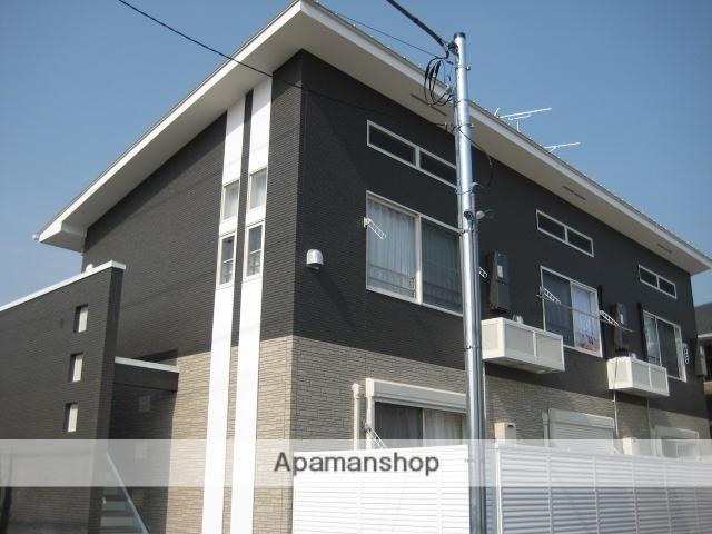 埼玉県さいたま市中央区、北与野駅徒歩27分の築8年 2階建の賃貸アパート