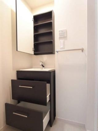 リブリ・KⅡ[1K/26.08m2]の洗面所1