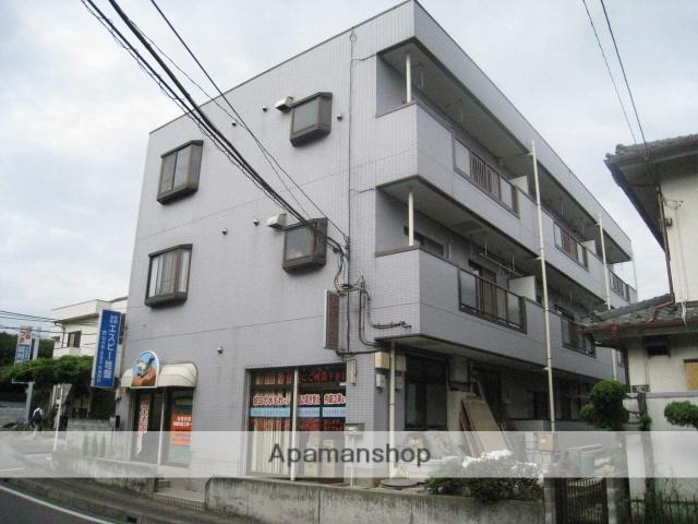 埼玉県さいたま市見沼区、さいたま新都心駅徒歩36分の築24年 3階建の賃貸マンション