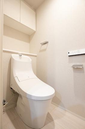 プライムホーム大宮[2LDK/59.32m2]のトイレ