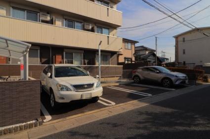 埼玉県さいたま市大宮区上小町[1K/30.03m2]の駐車場