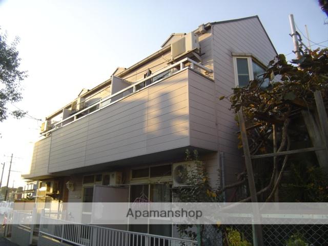 埼玉県さいたま市見沼区、土呂駅徒歩30分の築29年 2階建の賃貸アパート