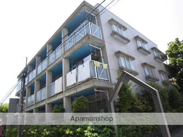 埼玉県さいたま市大宮区、北与野駅徒歩20分の築25年 3階建の賃貸マンション