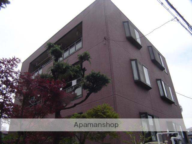 埼玉県さいたま市大宮区、大宮駅徒歩15分の築18年 3階建の賃貸マンション