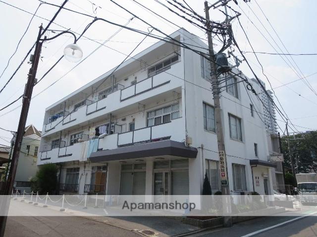 埼玉県さいたま市大宮区、北与野駅徒歩25分の築28年 3階建の賃貸マンション