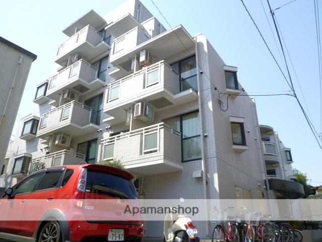 埼玉県さいたま市大宮区、大宮駅徒歩7分の築26年 5階建の賃貸マンション