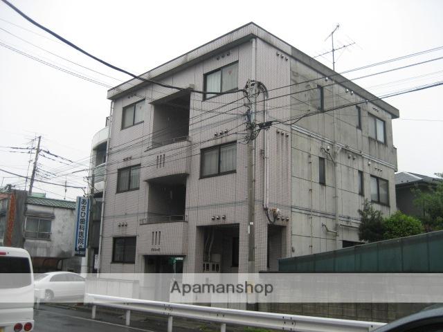 埼玉県さいたま市大宮区、大宮駅徒歩11分の築25年 3階建の賃貸アパート