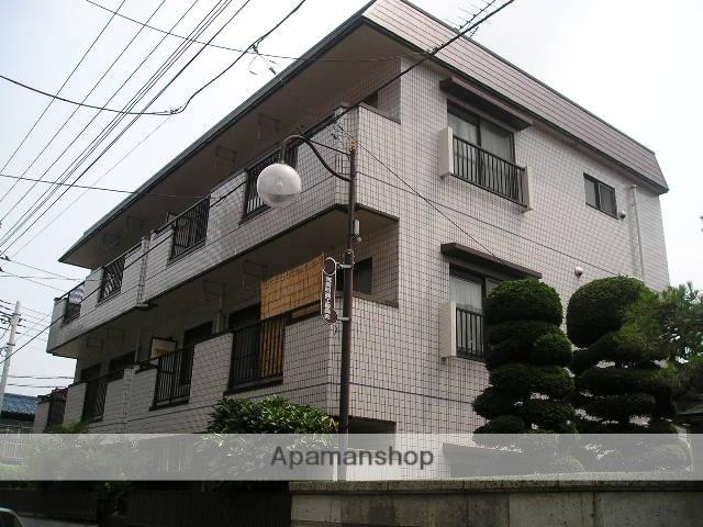埼玉県さいたま市大宮区、大宮駅徒歩10分の築27年 3階建の賃貸マンション