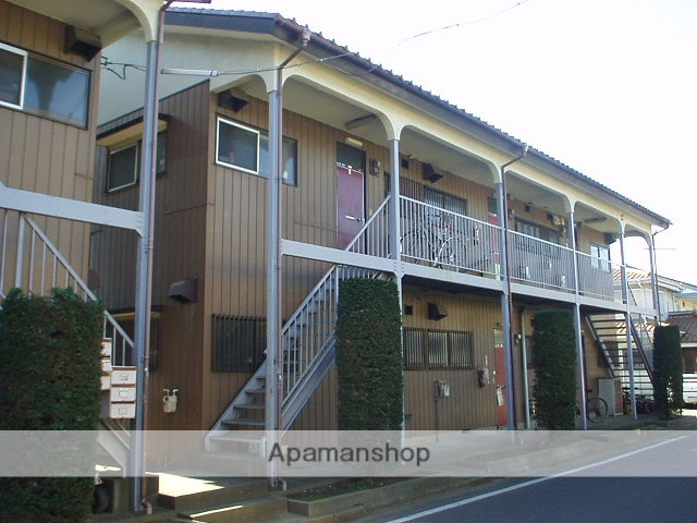 埼玉県新座市、新座駅徒歩20分の築33年 2階建の賃貸アパート