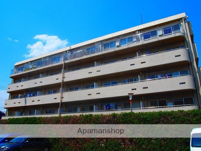 埼玉県富士見市、みずほ台駅徒歩10分の築33年 5階建の賃貸マンション