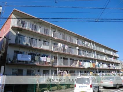 埼玉県富士見市、みずほ台駅徒歩5分の築38年 4階建の賃貸マンション