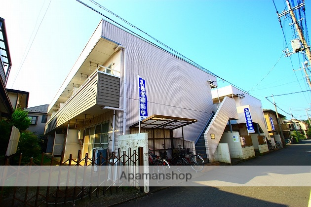 埼玉県ふじみ野市、ふじみ野駅徒歩19分の築32年 2階建の賃貸マンション