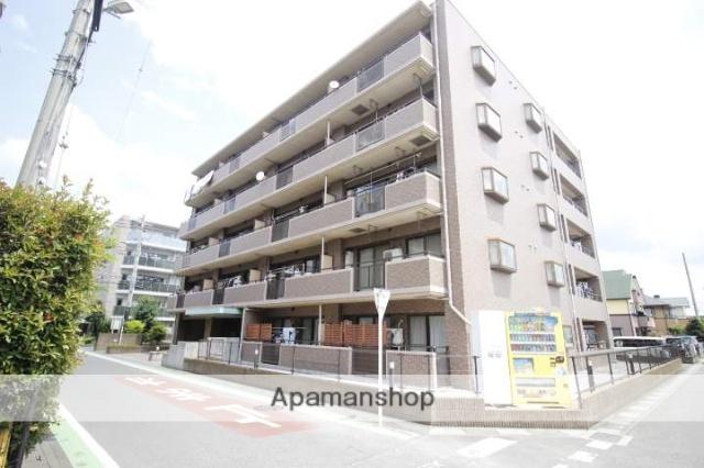 埼玉県富士見市、ふじみ野駅徒歩4分の築17年 5階建の賃貸マンション